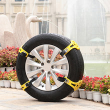 Anti-Slip Car Tire Traction Straps for Snow and Mud