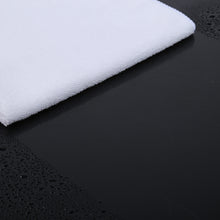 10Pcs Thick Soft Microfiber Towel for Wax Cleaning Polishing Detailing