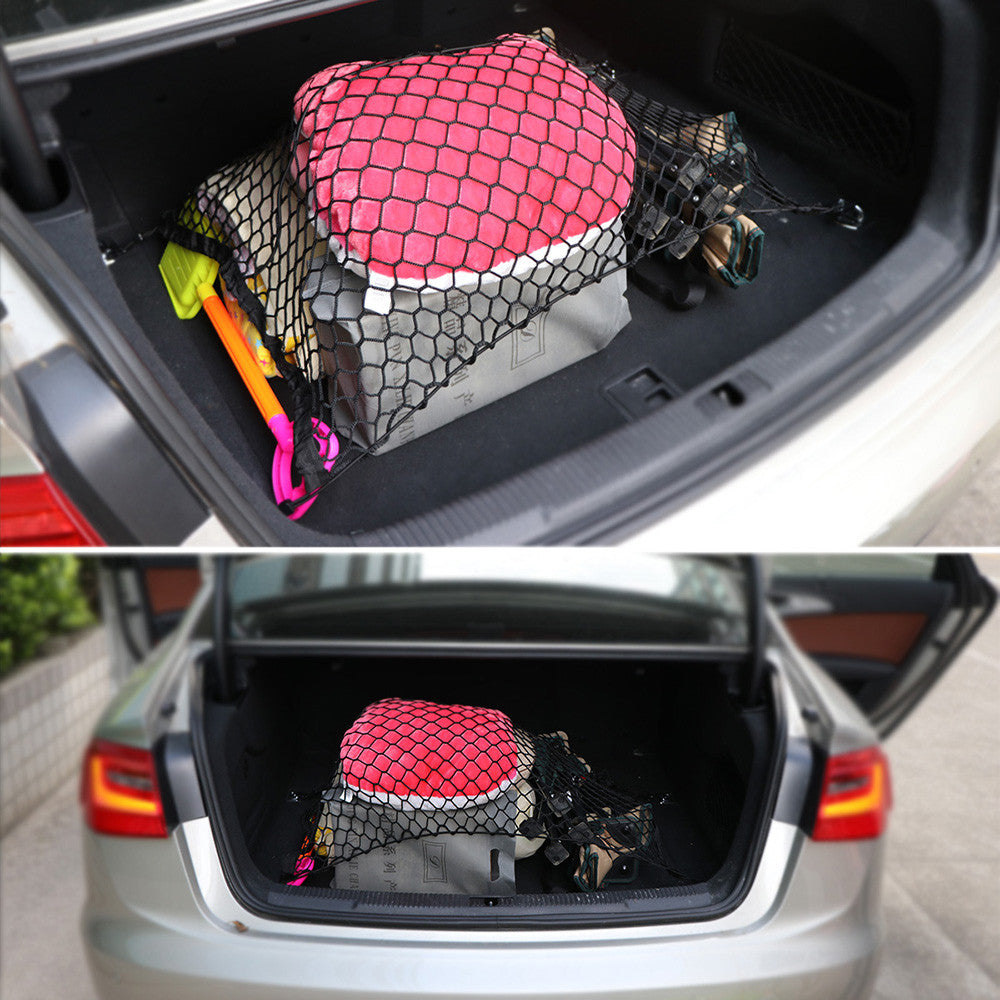 Car Trunk Elastic Cargo Stabilizer Net