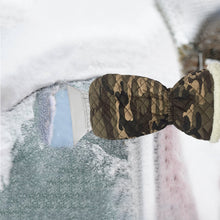 Ice Scraper with a Slide-on Waterproof Mitten