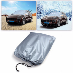 High-Quality Car Windshield Screen Cover Snow & UV Protection