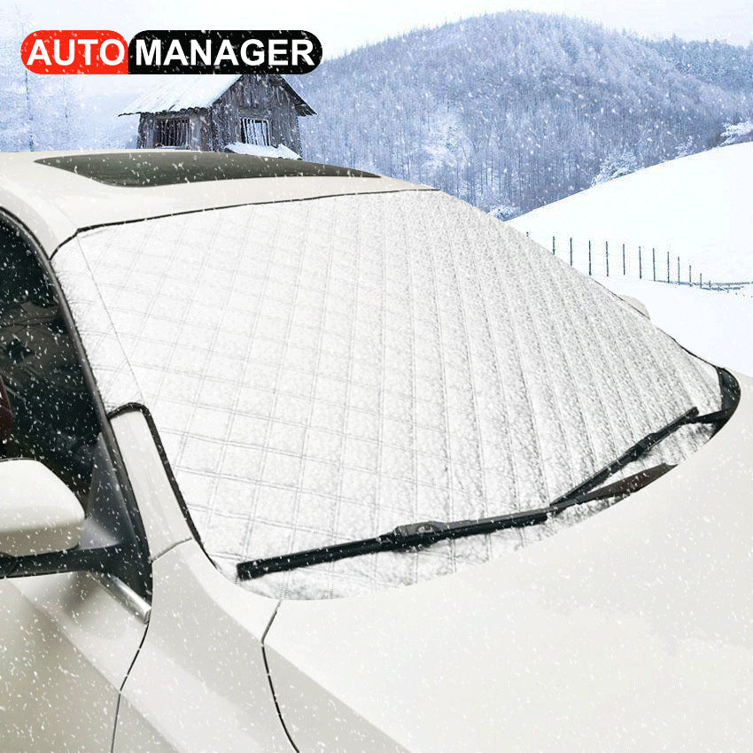Windshield Cover High Quality Waterproof Protective for Snow & UV