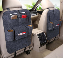 Car Storage Back Seat Bag Organizer