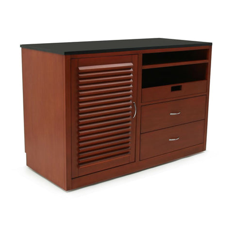 Hotelure Combo Unit, Brown