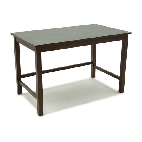 Hotelure Desk, Chocolate Brown