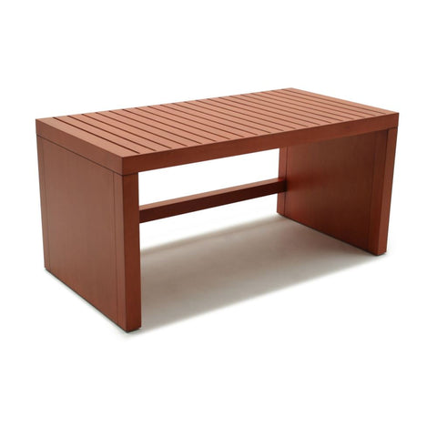 Hotelure Bench, Brown