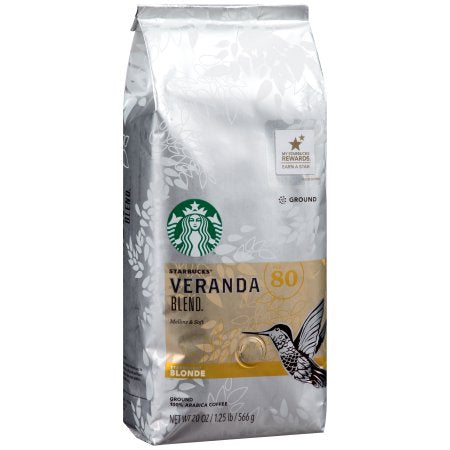 Starbucks® Veranda Blend Blonde Ground Coffee 9oz 28CS