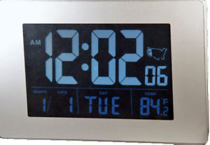 Atomic Clock with 1.75