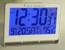 Atomic Desk Clock with 1.5