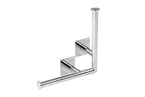 INFINITE TRANSITIONAL DUAL HORIZONTAL/VERTICAL TOILET PAPER HOLDER