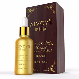 Women 30ml Beauty Breast Enlargement Cream Effect Bust Up Breast Oils Natural Plant Extracts Essential Oils Hot New