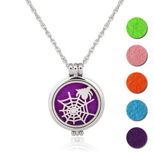 Stainless Steel aromatherapy Locket Necklace love Hand Palm Pendant Aromatherapy Essential Oil Diffuser oil diffuser necklaces