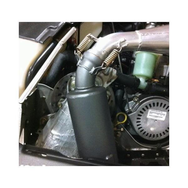 2008-2014 Polaris Mountain Muffler