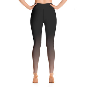 Tan Gradient Leggings