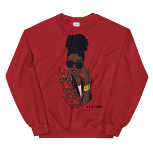 Not So Ugly Christmas Sweater Sweatshirt - Red