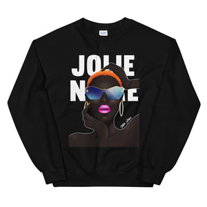 Grace No Jones Sweatshirt- Black