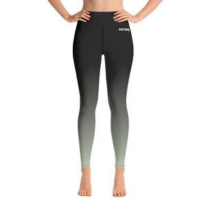 Mint Gradient Leggings (Plus)