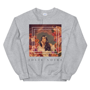 Daydreaming Sweatshirt- Light Grey