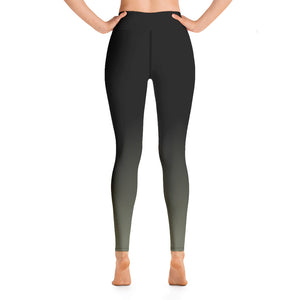 Olive Gradient Leggings