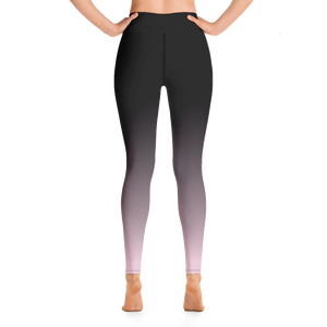 Rose Gradient Leggings