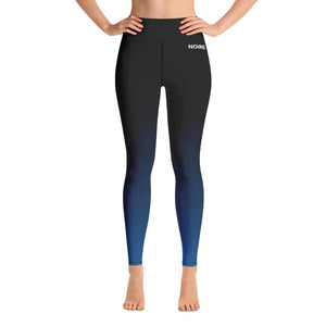 Blue Gradient Leggings (Plus)