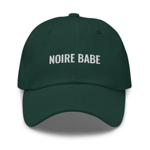 Noire Babe Hat- Forest