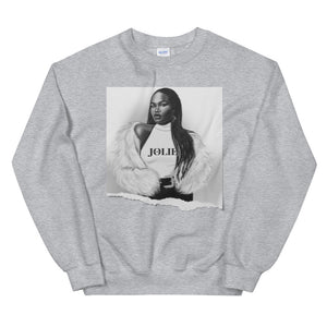 Photograph Sweatshirt- Grey