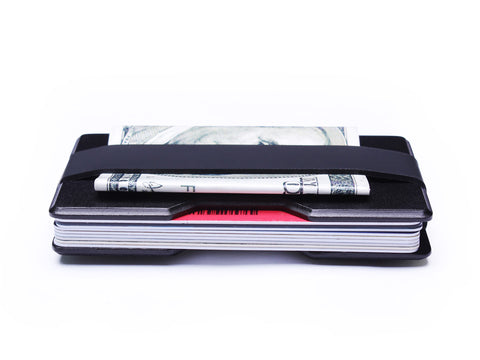 Premium Rfid Blocking Wallet Sleeve Dapperway
