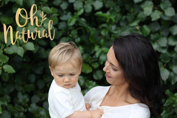 Oh Natural - Finding Frankie: Is this New Zealand's best eczema treatment?