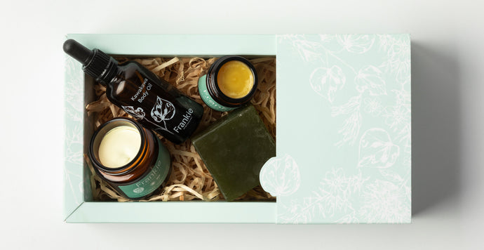 Organic Christmas Gift Boxes - Naturally New Zealand Made