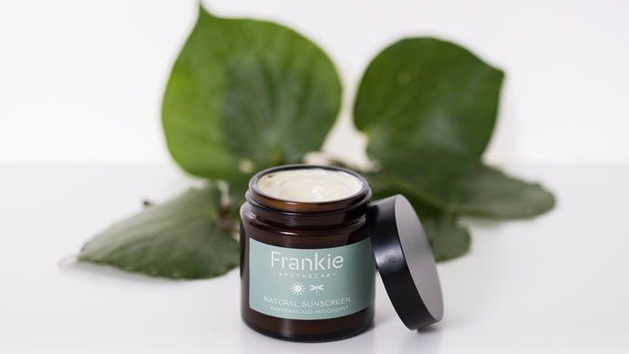 Frankie Apothecary SPF50 Sunscreen Test Results