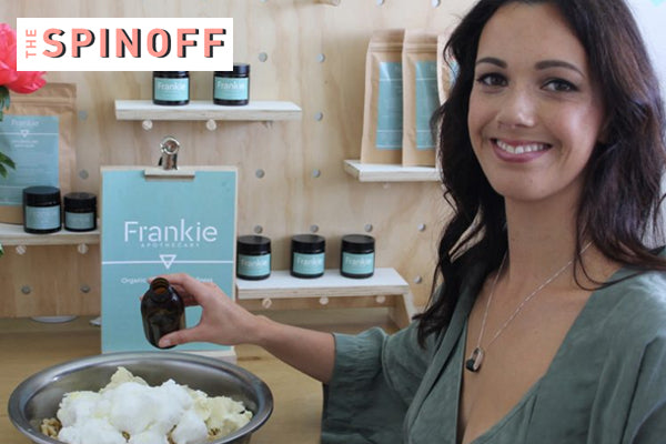 Frankie Apothecary Kawakawa Repair The Spinoff