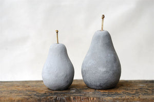 Decorative Cement Pear
