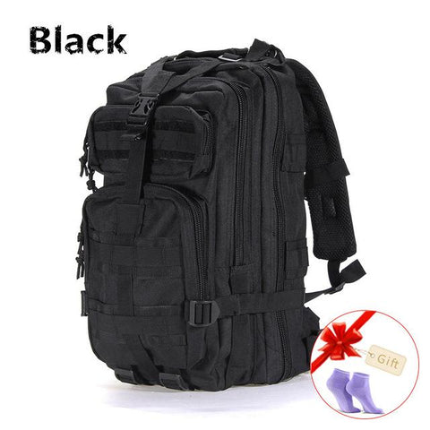 Image of 1000D Nylon 9 Colors 28L Waterproof Outdoor Military Rucksacks Tactical Backpack Sports Camping Hiking Trekking Fishing Hunting