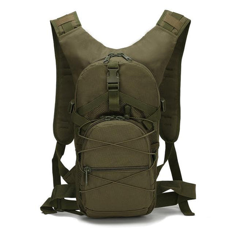 Image of 15L Outdoor Riding Backpack Sport Bag 3P Tactical Military Oxford Bicycle Backpacks Women Men Cycling Running Rucksack