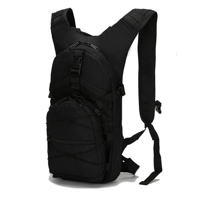 15L Outdoor Riding Backpack Sport Bag 3P Tactical Military Oxford Bicycle Backpacks Women Men Cycling Running Rucksack