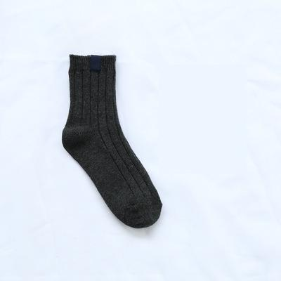 Image of 1Pair Warm Women Socks Striped 3D Socks Autumn Winter Style Christmas Winter Socks For Woman Female Funny Sock Calcetines Meias