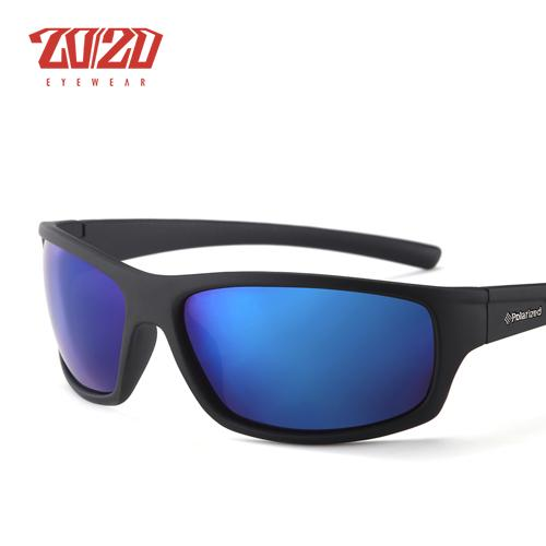 20/20 Optical Brand Polarized Sunglasses Men Fashion Male Eyewear Sun Glasses