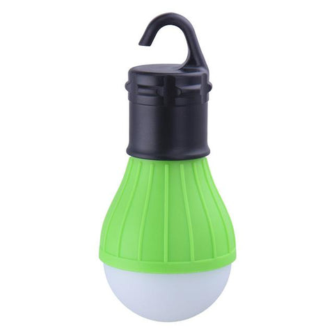 3 LEDs Outdoor Camping Tent Hanging Adventure Lantern Lamp Portable LED Light Hunting Hut Fishing Garden Lamp Bulb