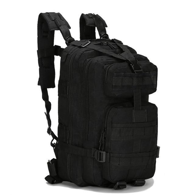 New Military Tactical Army Backpack Rucksack Camping Hiking Trekking Outdoor Bag