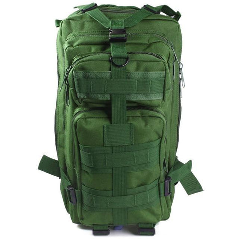 3P Tactical Backpack Military Backpack Oxford Sport Bag 30L For Camping Climbing Bags Traveling Hiking Fishing Bags