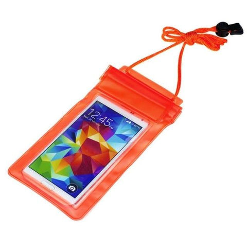 Image of Active Travel Swimming Waterproof Bag Case Cover For 5.5 Inch Cell Phone