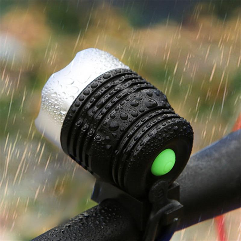 Bicycle Light 3000 Lumens 3 Mode Bike Q5 LED Cycling Front Light Bike Lights Lamp Torch Waterproof Headlamp Flashlight