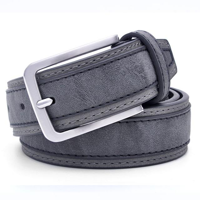 Casual Patchwork Men Belts Designers Luxury Men Fashion Belt Trends Trousers With Three Color To Choose