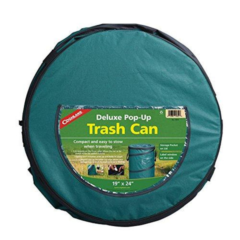 Image of Coghlan's Deluxe Pop-Up Trash Can