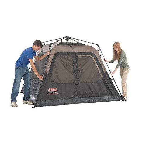 Image of Coleman 4-Person Instant Cabin