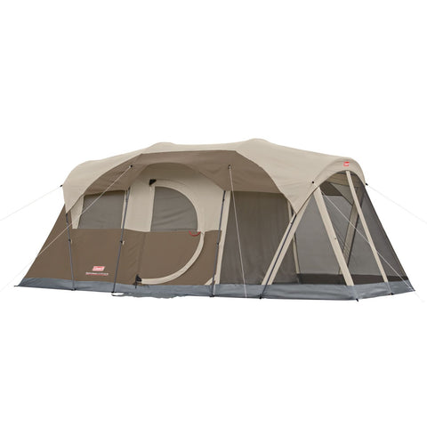 Image of Coleman 6-Person WeatherMaster Tent