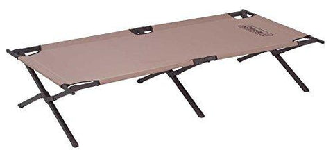 Image of Coleman 765353 Trailhead II Military Style Camping Cot