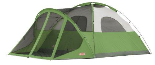 Coleman Evanston 6-Person Dome Tent With Screen Room