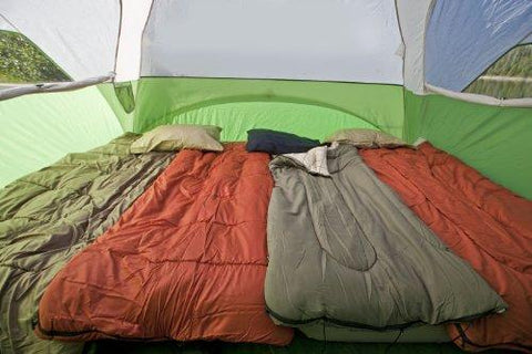 Image of Coleman Evanston 6-Person Dome Tent With Screen Room